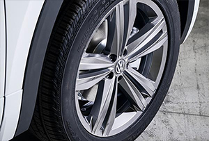 2014 Volkswagen Wheels Products